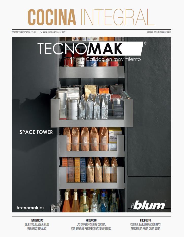 Cocinaintegral revista profesional del sector de mueble y for Como instalar una cocina integral pdf