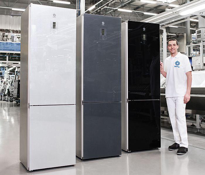 Balay lanza nuevos frigor ficos de la serie cristal cocinaintegral - Frigorificos de diseno ...