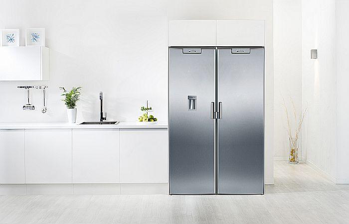 frigorífico NoFrost 3FC1652L Balay congelador 3GF8651L cajones BigBox tiradores ergonómicos de fácil apertura eficiencia A++ tanque Brita