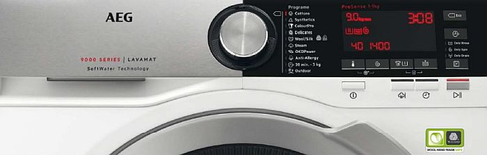 Las lavadoras y secadoras de AEG, elegidas Best Buy y Best in Test en Europa