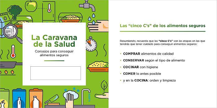 Instituto Silestone Caravana de la Salud Ferran Adrià Disney Maite Pelayo Carrefour