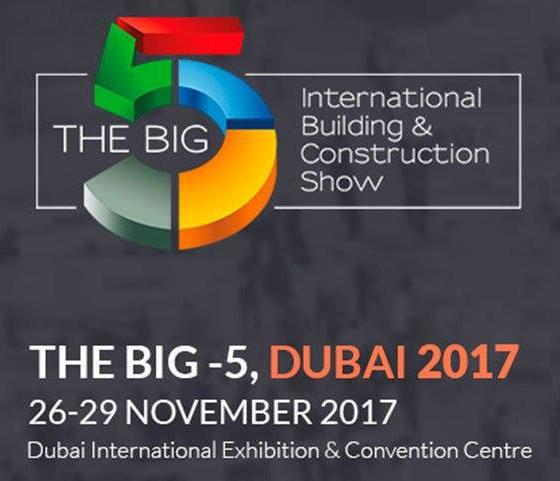 Frecan, presente en The Big 5 Dubai