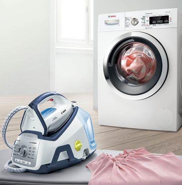 Bosch Maestros de la Costura lavadora i-DOS centros de planchado Serie|8 serie VarioComfort lavadoras Serie|8