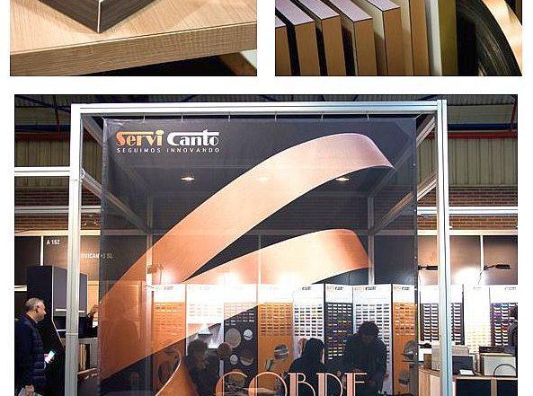 ServiCanto Acrilim Kits Persiana Flex&Lux FIMMA-Maderalia Lámina de Aluminio Real Efecto Cobre cantos rústicos cantos bicolores canto marinos metálicos