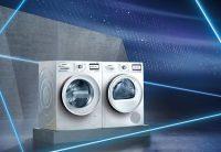 Lavadoras y secadoras Home Connect