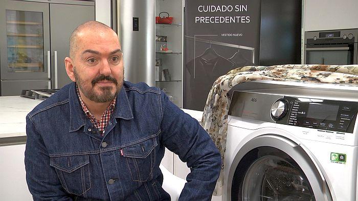 AEG Juan Duyos Care Label project cuidado de la ropa sostenibildad medio ambiente