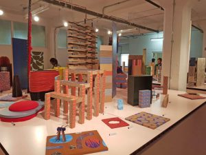 Finsa Envisions London Design Fair London Design Festival Finsa by Envisions. Wood in process