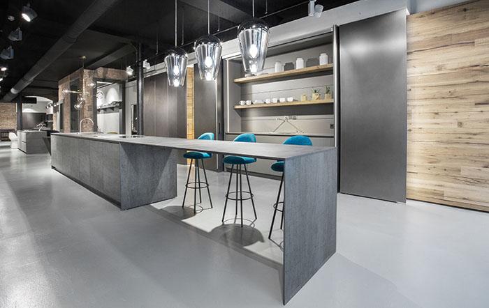 Cocina Integral » Modulnova abre en Barcelona su tienda ...