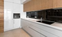 Comprex cocina Forma apartamento en Moscú Andrey Samonaev Club de Golf Pestovo