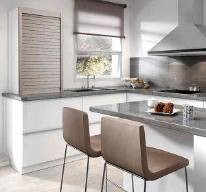Cocina Integral » persianas para muebles de hogar y cocina ...