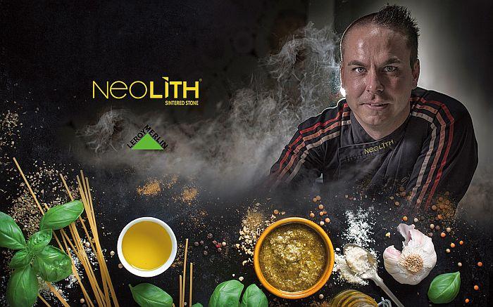 Neolith y v ctor rodrigo inician una nueva temporada de - Leroy merlin alcala de guadaira ...