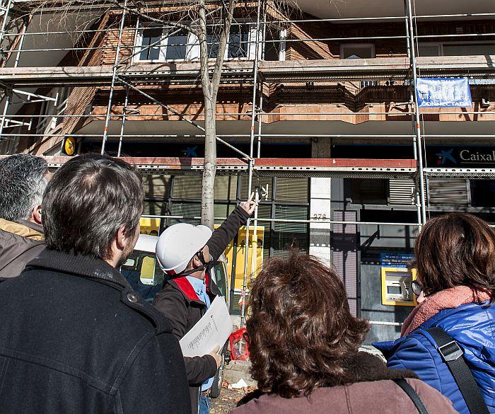 Semana de la Rehabilitación CAATEEB RockWool Rehabilita Museo de las Culturas del Mundo rehabilitación energética derecho a la vivienda mantenimiento de edificios políticas de vivienda en las ciudades sostenibilidad Palu Rober