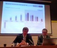 construcción española edificación residencial Euroconstruct ITec mercado de la construcción rehabilitación
