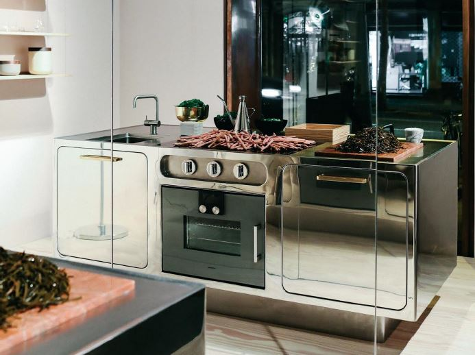 Cocinaintegral abimis protagoniza una exposici n sobre cocina y dise o en barcelona - Cocinas exposicion ocasion ...