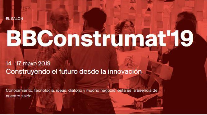 BBConstrumat 2019: innovación para transformar el sector