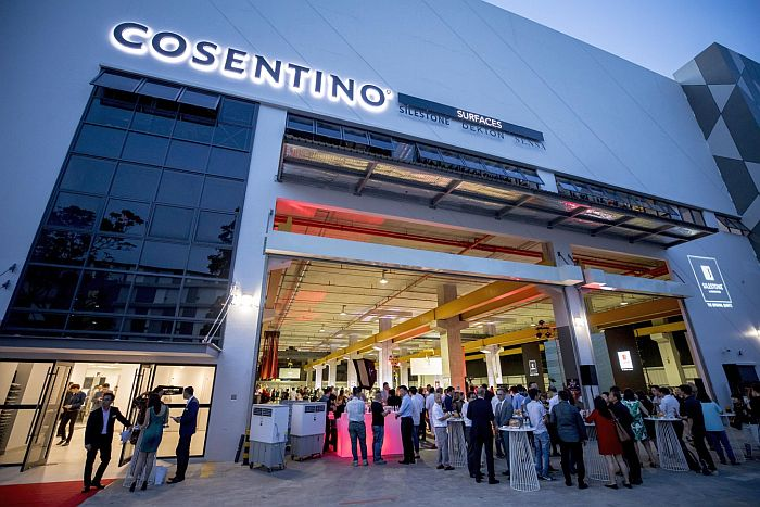 Cifras récord en el ejercicio 2017 de Cosentino