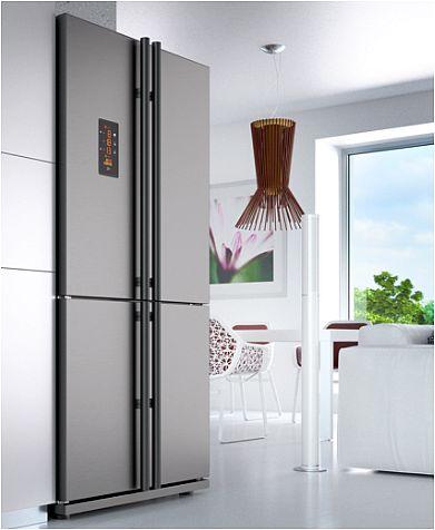 teka frigoríficos alimentación saludable