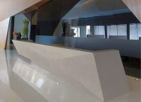 Resilience Technology Corian Design Corian Solid Surface Make Your Space Summit White Stratus Keystone Cool Gray