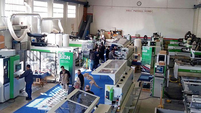 Biesse, en la jornada de puertas abiertas de Tallers Metall Nord