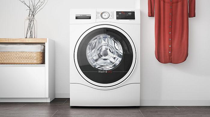Bosch presenta su lavadora con función secado