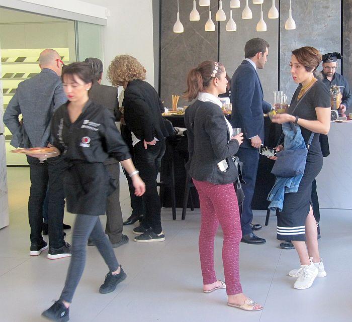 Espacio Cocina-SICI se presenta con éxito en Milán