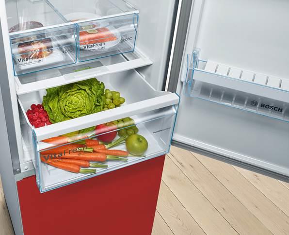 Mixx2Go Bosch Serie 8 Serie 6 No Frost Full Skin Condenser VitaFresh Plus VitaFresh Pro frigoríficos combis de 70 cm