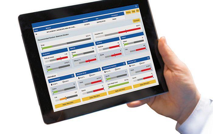 software as a service XYLEXPO intelliDivide Tapio LIGNA intelliGuide Homag sistema inteligente de asistencia