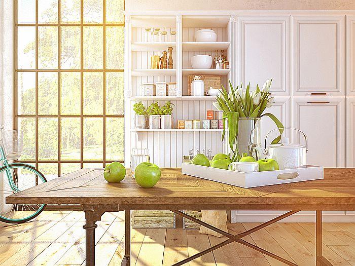 La cocina ecofriendly ideal, según AMC