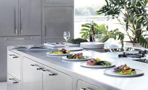 Abimis, calientaplatos, enfriadoras, hornos, módulos de refrigeración cocina, vinotecas