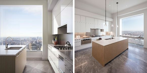 432 Park Avenue project, Aran Bathroom collections, Aran Group, Aran night collections, Architect Rafael Vinoly, Deborah Berke Partners Studio, Lab13 kitchens