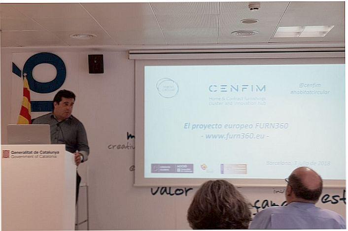 CENFIM:retos y oportunidades de la Economía Circular en el hábitat