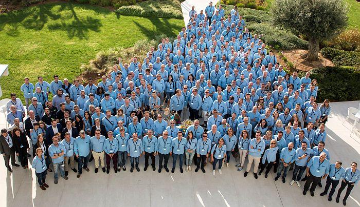 Breton, Comanduli, Cosentino, Dekton, European Gold Summit '18, Flow, Intermac, Italdiamant, Maser, Silestone, Tenax
