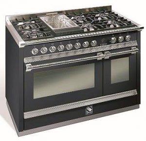 cocción totalmente homogénea, función Combivapor, hornos con función vapor, steel, termoventilador