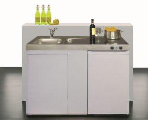 cocinas compactas, cocinas de acero inoxidable, minicocinas, Stengel – SCC, Stengel Ibérica, Stengel Steel Concept – Küchen