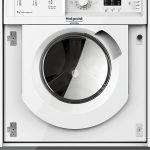 BI WMHL 71283 EU, grupo Whirlpool, Hotpoint, lavadora, lavadora de carga frontal, lavar lana, Woolmark Company