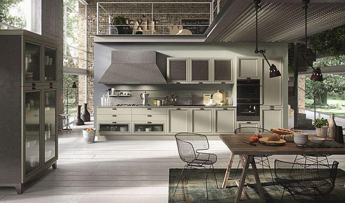 Aran Cucine, cocina, Magistra, muebles de cocina
