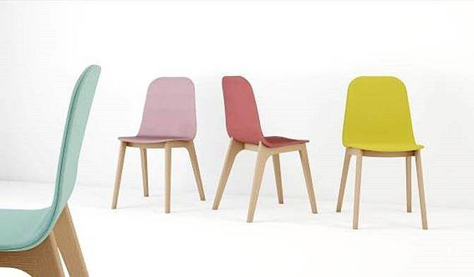 Cocina Integral » Atlas, las nuevas sillas de Cancio - Cocina Integral