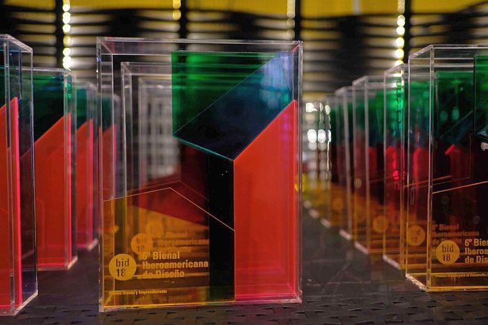 6ª Bienal Iberoamericana de Diseño, Asociación de Diseñadores de Madrid (DIMAD), Diseño, Diseño e Investigación, Diseño y Empresa Frank Memelsdorff, Grupo Cosentino, Premios BID