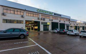 Cosentino Center, Cosentino Lisboa Center, Dekton, Sensa by Cosentino, Silestone