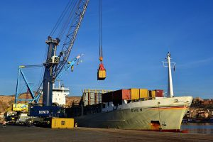 Cosentino, Hubs, Maersk, MedGULF, MedUSEC, MSC (Mediterranean Shipping Company), Operador Económico Autorizado (OEA), Puerto de Almería