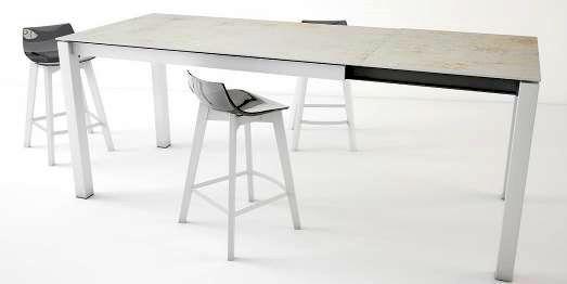 Cocina Integral » Colección de mesas y barras extensibles ...