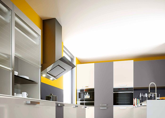 Cocina Integral » Sistema de persianas Rauvolet vetro-line 2.0, de ...