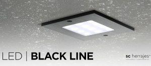 Black Line, efecto neón, focos LED, Grupo SC Herrajes, LED Lighting, PCB, perfiles LED, RGB, SC Herrajes, sensores y transformadores LED, sistemas de iluminación LED, tiras de LED