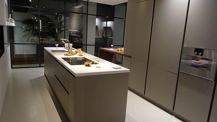 Mobalco, vertex BCN, espacio Barcelona, Barcelona, showroom, mueble de cocina, cocinas, fran dávila, cocina orgánica, ecofriendly, cocina ecológica, materiales, certificación de huellas de carbono