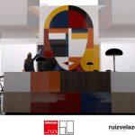 Alvic Art Lab Gallery, Alvic Group, Héctor Ruiz Velázquez, Interzum