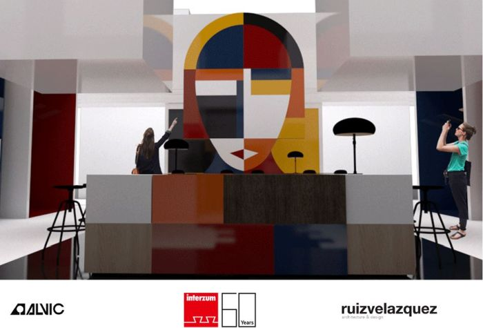 Alvic Art Lab Gallery, Alvic Group, Héctor Ruiz Velázquez, Interzum