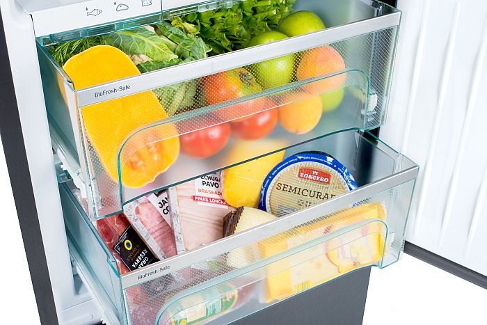 BioFresh, Frigicoll, frigoríficos, frío, FrostSfafe, Liebher, SoftSystem