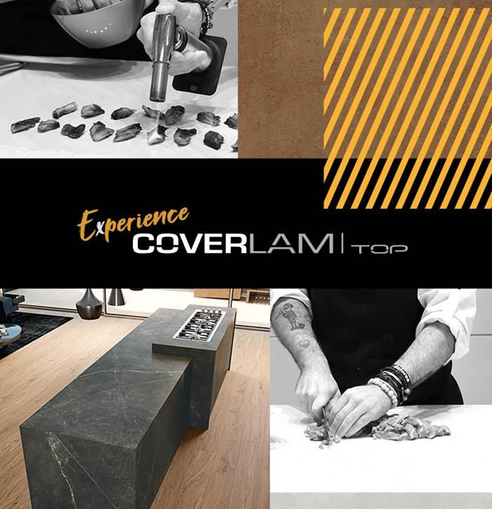 Cocina Integral » Coverlam Top Experience, en Santiago de ...