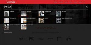 accesorios para la cocina, Cucine Oggi, marca de Cucine Oggi, nueva página web de Cucine Oggi