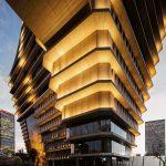 Edificio ToHa, en Tel Aviv (Israel)